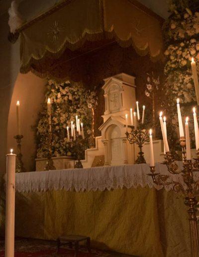 Semaine sainte, Nîmes sainte Eugénie